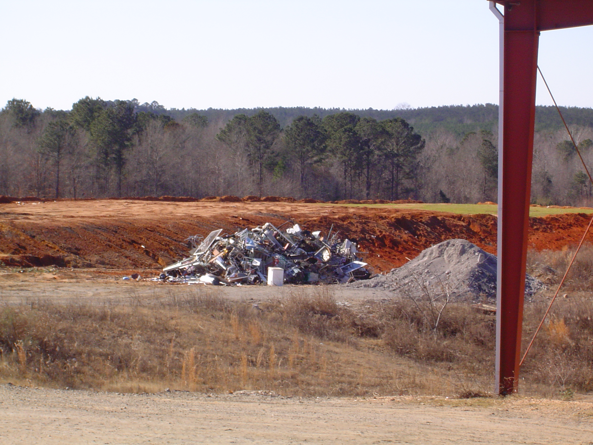 Mississippi newton county newton -  Transfer Station Metal Recycling